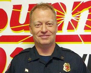Captain Jeff Green, MFD