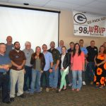 Great Lakes Radio Staff and Winners