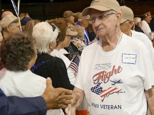U.P. Honor Flight set for this week to honor our Yooper veterans.