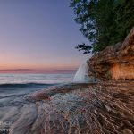 Pick up a photo like this one Elliot Falls on Miner's Beach in Munising from our website!