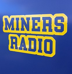 The Negaunee Miners Football Team VS the Ishpeming Hematites on Sunny.FM 10/07/16