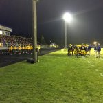The Miners' sideline