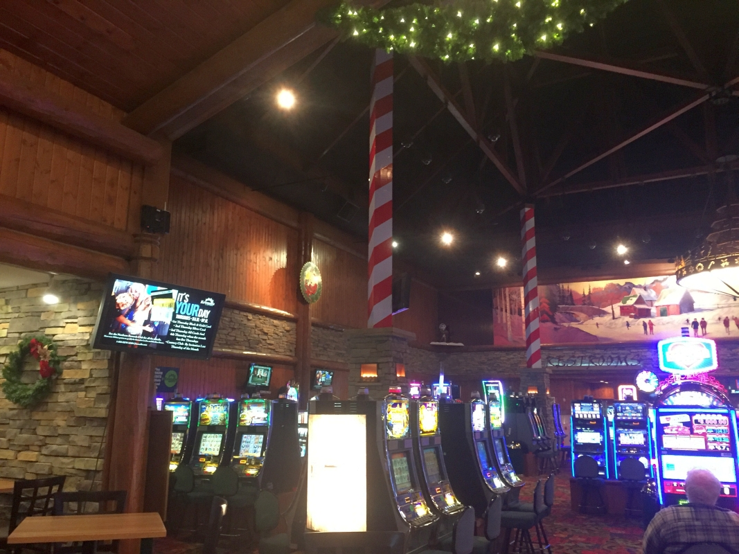 The First Annual Kewadin Casino Community Celebration and Tree ...