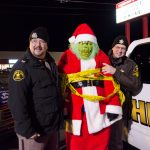 Thanks to the Marquette County Sheriff's Department for  saving Christmas.