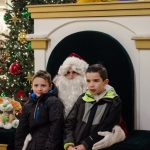 These two boys told Santa exactly what they wanted this year.