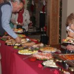 There was a ton of wonderful food for everyone