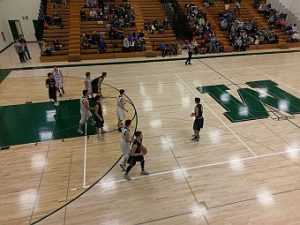 The Negaunee Miners Boys Basketball team defeated the Manistique Emeralds on Sunny.FM 12/29/16