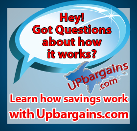 Learn how Upbargains.com works