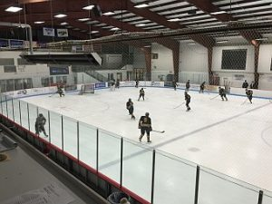 Negaunee Miners Hockey VS Hancock Bulldogs on Sunny.FM 01/19/17