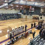 Negaunee Miners Girls Basketball VS Gladstone Braves on Sunny.FM 01/31/17