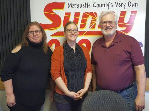 Womens March Marquette Radio Interview