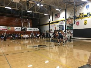 The Negaunee Miner Boys Basketball team won 74-31 over the Gwinn Modeltowners on Sunny.FM.