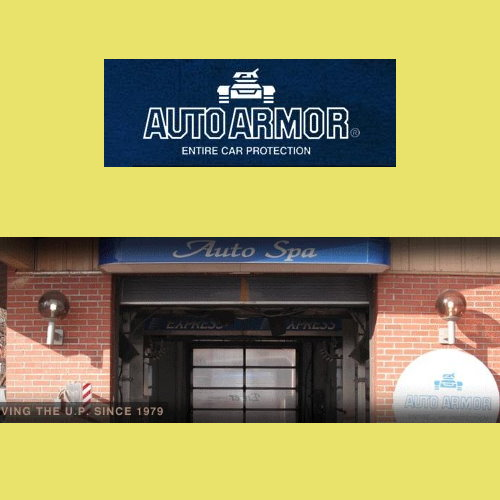 Auto Armor of Marquette 5-Pak Deluxe Car Washes