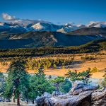 Rocky Mountain National Park Wilderness - Colorado - Bob Panick