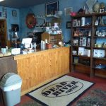 Stop in to Dead River Coffee at 119 W. Baraga Ave in Marquette.