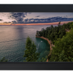 Win this print of Miner's Castle in Munising by purchasing from the shopping show tomorrow! Thanks Saddleback Photography