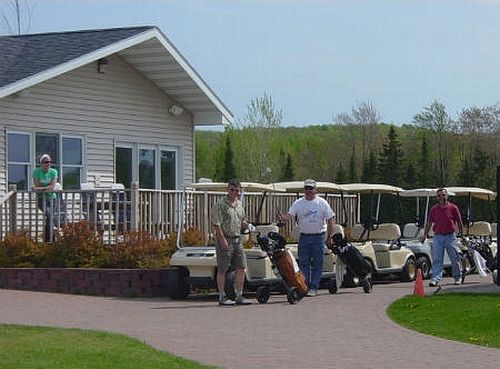 Gentz Golf Course Beaver Grove Marquette Michigan
