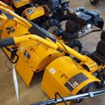 Four Seasons Small Engine has a variety of tillers for any job!