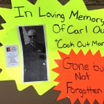 Thank you Carl for all of the time you put in! You will be missed.