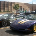 Had a few vettes on the lot!
