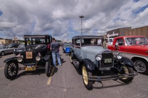 The classic cars were out at the Catch The Vision Car Show