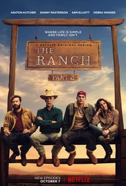 The new season of The Ranch on Netlfix debuts this Friday.