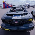 Look who sponsored this race car.