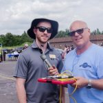 """The """"Major"""" and Josh, the manager of Econo Foods speak about great deals inside."""