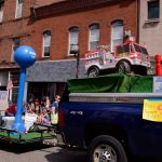 The Negaunee Township Water Float!