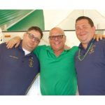 Chris Hokenson - Todd Noordyk - Tony Giorginanni at Marquette International Food Fest 2017