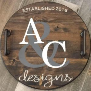 Take a painting class at A&C Designs and save with UPBargains.com