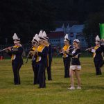 The Negaunee Marching Band