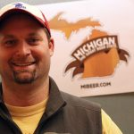 President of the Michigan Brewers Guild, Eric Briggeman