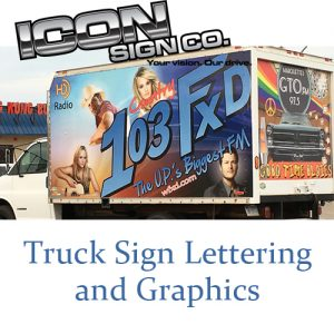 Try out Icon Sign Company, we did!