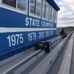 Ishpeming Hematites football stadium states tradition 09/29/17