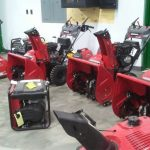 Northland Lawn, Sports & Equipment also sells Honda products.