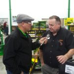 Jay Dierich from Stihl on air with Major Discount.