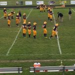 The Negaunee Miners take the field in their homecoming game against the Manistique Emeralds on Sunny.FM 10/06/17