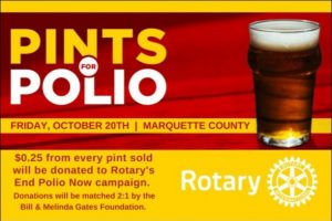 Grab a beer with some friends tonight and give to a good cause.