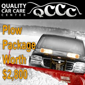 Get ready for winter with Quality Car Care and UPBargains.com.