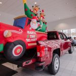Get in the holiday spirit with from gifts from Frei Chevy!