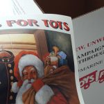 Bring a toy with you to drop in the box!