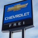 Frei Chevrolet located on US-41 in Marquette.