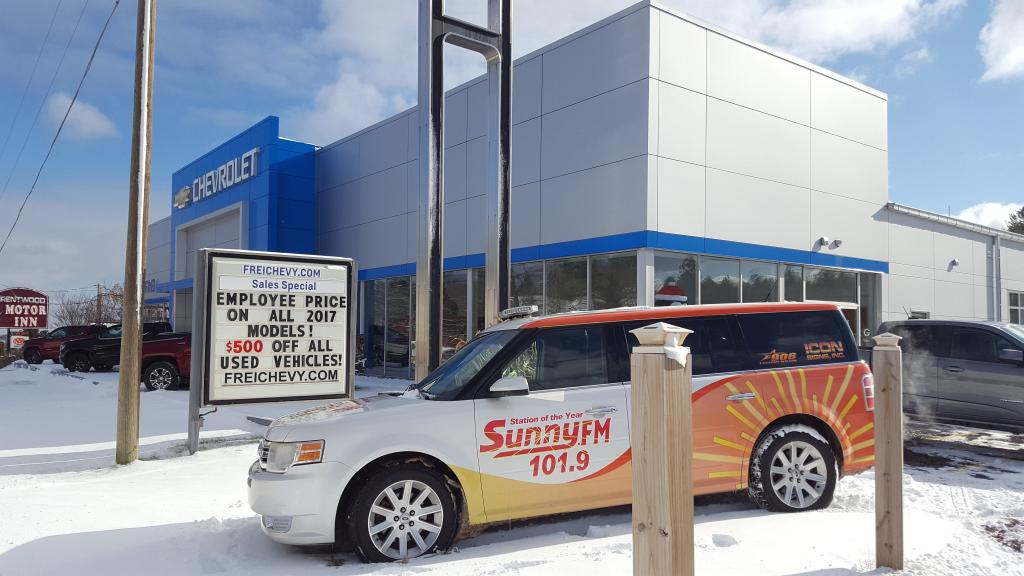 New Vehicles For Sale In Marquette Frei Chevrolet