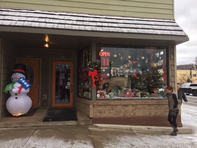 Shop at local businesses and participate in Small Business Saturday!