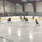 Negaunee Miners take on the Gaylord Blue Devils