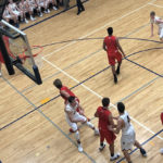 The Miners positioned for a shot against the Marquette Redmen
