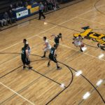 Miners Ball. Negaunee VS Manistique Boys basketball 12/28/2017.