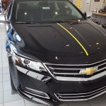 Come and pick up a new car at Frei Chevrolet