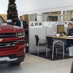 The great sales staff at Frei Chevrolet